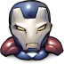72x72px size png icon of Comics Iron America
