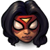 72x72px size png icon of Comics Spiderwoman