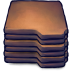 72x72px size png icon of Folders