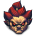 72x72px size png icon of Street Fighter Akuma