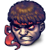 72x72px size png icon of Street Fighter Dark Hadou