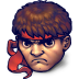 72x72px size png icon of Street Fighter Ryu