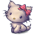 72x72px size png icon of TV Kitty