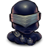 72x72px size png icon of TV Snake Eyes