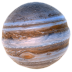 72x72px size png icon of 07 jupiter