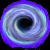 72x72px size png icon of blackhole