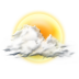 72x72px size png icon of cloudy partly