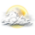 72x72px size png icon of sunny partly