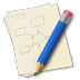 72x72px size png icon of Pencil