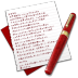 72x72px size png icon of Diary