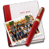 72x72px size png icon of Notebook Photo Class