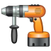 72x72px size png icon of Drill