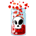 72x72px size png icon of Poison