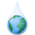 72x72px size png icon of drop
