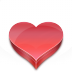 72x72px size png icon of Heart candies