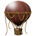 72x72px size png icon of Hot Air Balloon