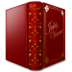 72x72px size png icon of Jules Verne Book