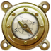 72x72px size png icon of Nautilus Compass