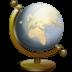72x72px size png icon of Nautilus Globe