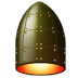 72x72px size png icon of Rocket