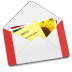 72x72px size png icon of Letter GMail