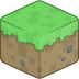 72x72px size png icon of 3D Grass