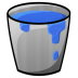 72x72px size png icon of Bucket Water