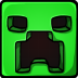 72x72px size png icon of Creeper