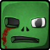 72x72px size png icon of Zombie