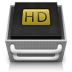 72x72px size png icon of HD Container