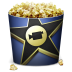 72x72px size png icon of Popcorn