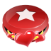 72x72px size png icon of favorites