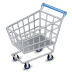 72x72px size png icon of shop cart