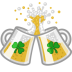 72x72px size png icon of beer clink cheers