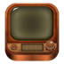 72x72px size png icon of TV Old