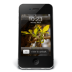 72x72px size png icon of iPhone Black W2