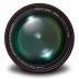 72x72px size png icon of Aperture 3 Authentic Green