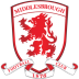 72x72px size png icon of Middlesbrough FC