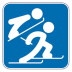 72x72px size png icon of Nordic Combined