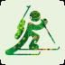 72x72px size png icon of sochi 2014 biathlon