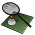 72x72px size png icon of badminton