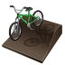 72x72px size png icon of cycling bmx