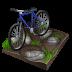 72x72px size png icon of cycling mountain biking