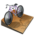 72x72px size png icon of cycling track