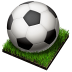 72x72px size png icon of football