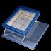 72x72px size png icon of gymnastics trampoline