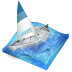 72x72px size png icon of sailing