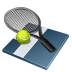 72x72px size png icon of tennis