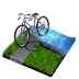 72x72px size png icon of triathlon