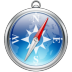 72x72px size png icon of apps safari